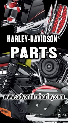 Find Parts Here for Harley-Davidson® Motorcycles, Genuine OEM Parts and Aftermarket Parts