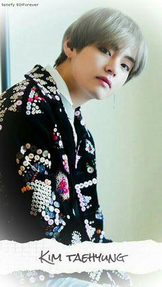Tae Wallpaper ♡♡♡