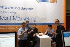 Nürnberg: erfolgreicher Abschluss der #mailingtage 2013