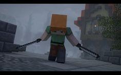 Minecraft, Fighter Jets, Highlights, Studios, Facts, Animation, Game, Black, Venison