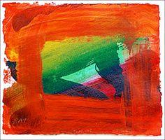 Howard Hodgkin Paintings | Howard Hodgkin (b.1932) Magical Paintings, Small Paintings, Watercolor Paintings, Abstract Pattern, Abstract Art, Howard Hodgkin, Sculpture Painting, Abstract Expressionism, Modern Art