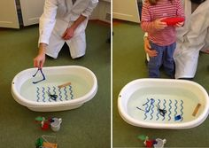 Dr. Brandts barnehage: Forskerspirer