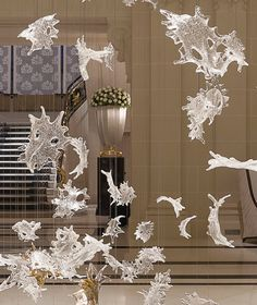Lasvit – glass installations, sculptures and design lighting
