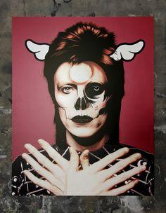 D*face, influencia Pop Art