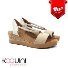 #anabela calce perfeito com elástico sobre os pés e altura ideal #koquini #comfortshoes #euquero #malusupercomfort Compre Online: http://koqu.in/2dwzKeq