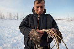 自由滿洲 Sulfan Manju ( Free  Manchuria)®: 服饰还在用马蹄袖的外满洲俄罗斯境内通古斯人