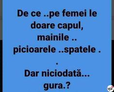 Întrebare pentru toți - Viral Pe Internet Haha, Humor, Funny, Internet, Humour, Ha Ha, Moon Moon, Funny Humor, Hilarious