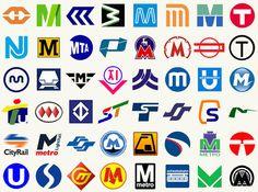 Les logos des métros du monde 3 bonus