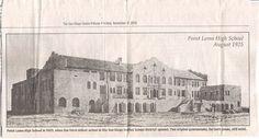Point Loma High School, built 1925.