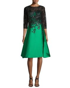Neiman marcus cocktail dresses with sleeves