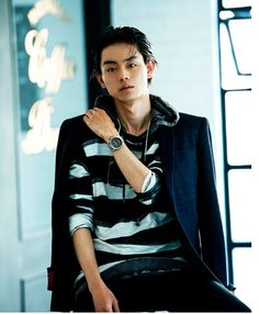 ~ Hiatus ~, harumius: 菅田将暉×DIESEL TIMEFRAMES ... Cute Japanese Boys, Japanese Men, Japanese Models, Handsome Anime, Handsome Boys, Asian Boys, Asian Men, Komatsu Nana, J Star