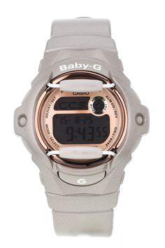 Baby-G Rose Gold BG-169G-4ER watch - Nouveautés de la semaine - Nouveautés