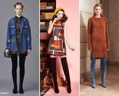 Pre-Fall 2016 Fashion Trends: Thigh-High Boots  #trends #fashion #fashiontrends