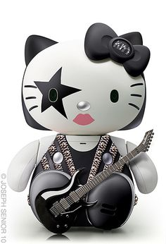 Hello Kitty KISS #4