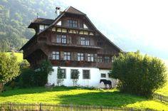 Haus im Kanton Luzern, Schweiz, ©werner hense