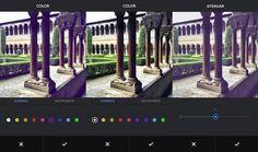 Instagram añade dos nuevas opciones a su app: Color y Atenuación