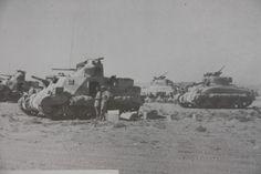 Tweede slag om El Alamein (23/10/1942). Hier wonnen de geallieerden tegen de Duitsers en Italianen. Dit was het begin van de opmars van de geallieerden in Noord-Afrika.