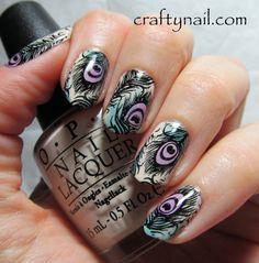 Craftynail #nail #nails #nailart