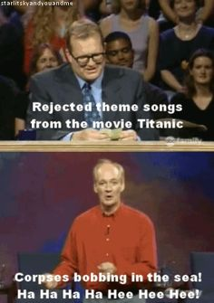 Enjoyed the pic ..whose line is it anyway funny