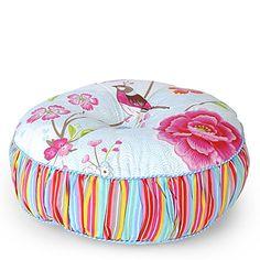 Birds in Paradise round cushion - PIP STUDIO - Home accessories - Home & Leisure - Selfridges | Shop Online