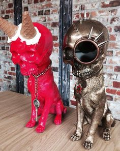 Well these guys will just pull any decor together.