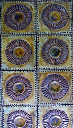 Tiles by Ferreira da Silva - SECLA. Tile Art, Mosaic Tiles, Mosaic Portrait, Pottery Art, Ceramic Art, Portugal, Stencils, Portuguese, Create