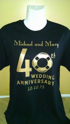 Anniversary, Family tees, Family Vacation, Family Reunion, Family Cruise, Family t-shirts, cruise t-shirt, Anniversary t-shirts, Reunion