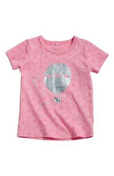 Mega cool Name it Bluse Vaiken mini Rosa Name it Toppe til Børn & teenager i lækker kvalitet