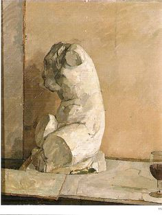 euan uglow cast torso