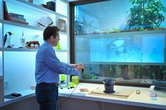 Inside Microsoft's House Of The Future - Business Insider