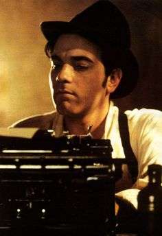 Days turned into weeks, weeks turned into months. And then, one not-so-very special day, I went to my typewriter, I sat down, and I wrote our story. -Moulin Rouge! -Ewan McGregor -From Fiction To Film