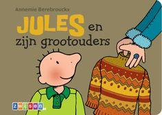 Ik en mijn familie - Boeken/versjes - UK&Puk. Voorleesboek Jules en zijn grootouders