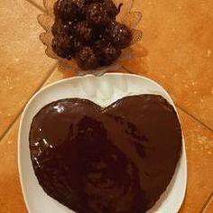 Tej és tojásmentes csokitorta (Sacher) | Magdolna B.Sz receptje - Cookpad receptek Tej, Pudding, Food, Custard Pudding, Essen, Puddings, Meals, Yemek, Avocado Pudding