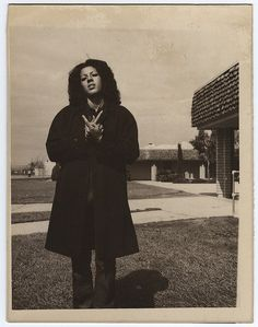 """OG chola. From back in the day. Maybe a sad girl. Or """"mousie"""" like my mom."""