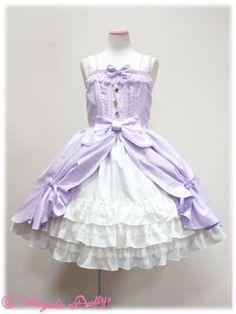 Angelic Pretty 月夜城ジャンパースカート