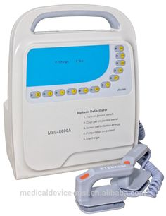 aed defibrillator /aed automated external defibrillator MSL8000A