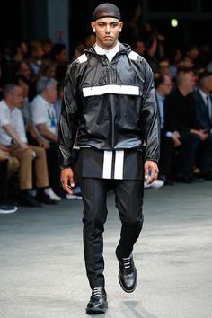Givenchy Spring-Summer 2015 Men's Collection