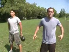 CLICK HERE for a FREE Workout!!  http://www.kettlebellworkouts.com    In this video you will discover the 5 best kettlebell exercises for training your abdominals. For all the exercises you will be working your abs just as hard if not harder, than what you would be doing with regular crunches.      The first exercise is Windmills.  So, with the ...