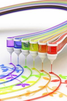 colourful-pin-print-rainbow-colorful-creative-design