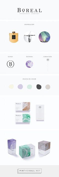 Boreal Fragrance Company Branding on Behance   Fivestar Branding – Design and Branding Agency & Inspiration Gallery   Professional Logo and Website Design