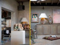 * wunderkammer *: Un loft romántico en Bégica /// Ein romantisches Loft Belgien /// A romantic loft Belgium