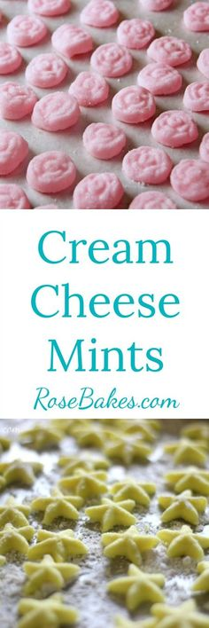 Cream Cheese Mints b