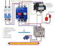 Esquemas eléctricos: Esquema eléctrico motor bomba cuadro eléctrico con...