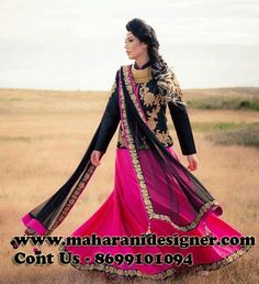 #HeavydesignerLehengaOnline #DesignerLehengaOnline #PartyWearlehengaOnline #IndianLehengaOnline Maharani Designer Boutique  To buy it click on this link http://maharanidesigner.com/Anarkali-Dresses-Online/lehenga-online/ Rs-12000 Hand work  Semi Silk  Available in All Colors Fine Quality fabric  For any more information contact on WhatsApp or call 8699101094 Website www.maharanidesigner.com