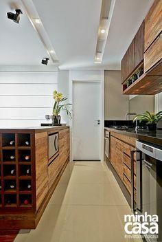 Ambientes integrados - cozinha