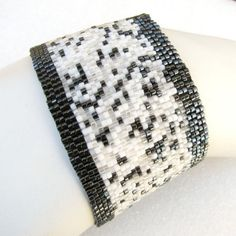Hey, I found this really awesome Etsy listing at https://www.etsy.com/listing/32792427/not-so-innocent-peyote-cuff-bracelet