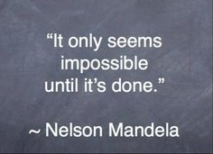 Nelson Mandela - Amy Neumann: 14 Quotes to Inspire You