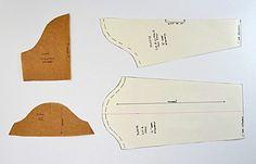 How to Make Sleeves Longer Pattern