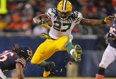 Running, Protection,Receiving: Lacy more comfortable in Year 3 | Eddie Lacy