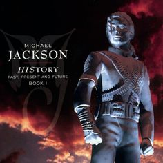 HIStory- Michael Jackson 8/10 Hefty album from the King of Pop